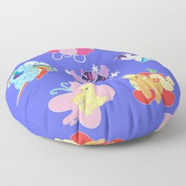Elements of Harmony Floor Pillow