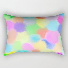 Bunch of Colors Rectangular Pillow