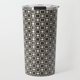 Clothes Pattern Travel Mug