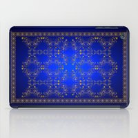floral pattern iPad Cases featuring Floral Pattern by Looly Elzayat