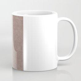 illustrated V Coffee Mug
