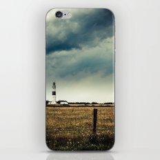 Lighthouse of Kampen iPhone Skin