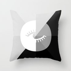 LOOK AT ME BNW Throw Pillow
