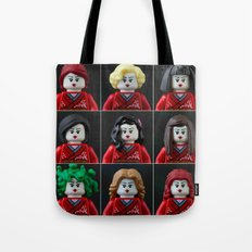 Personalities of a Geisha Tote Bag