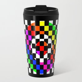 Triggle | Colorful Secret Geomoetry | Play Travel Mug