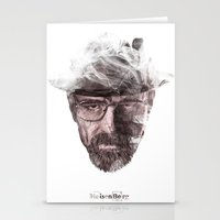 heisenberg Stationery Cards featuring Heisenberg by malobi