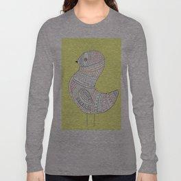 GOLDEN BIRD TWO Long Sleeve T-shirt