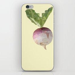 vegitable soup iPhone Skin