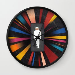 2001: A Space Odyssey Wall Clock