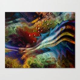 Torsion  Canvas Print