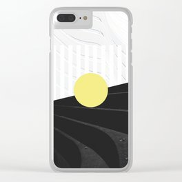 24K Clear iPhone Case