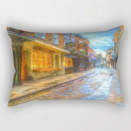 Shambles York Art Rectangular Pillow