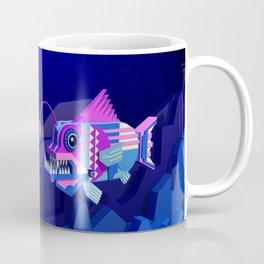 Anglerfish, lie and bioluminescence Coffee Mug