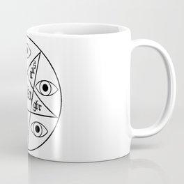 Five Eyes Coffee Mug