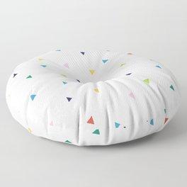 Cute Confetti Pattern Floor Pillow