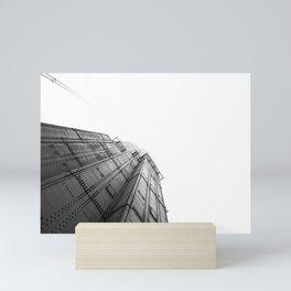 Foggy Sky Mini Art Print