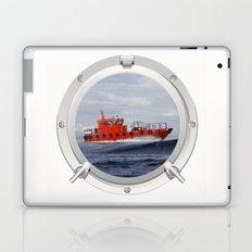 Port Hole View Laptop & iPad Skin