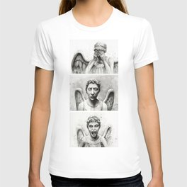 Weeping Angels T-shirt