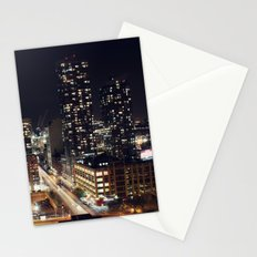 New York City Skyline II Stationery Cards