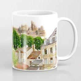 Pierrefonds Castle, France (Camelot) Coffee Mug