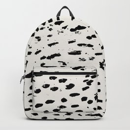 Modern Polka Dots Backpack