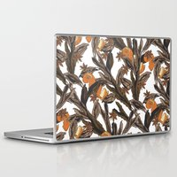 spice Laptop & iPad Skins featuring Spice by Marlene Pixley
