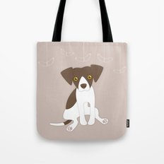 Dave the Dog Tote Bag