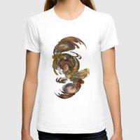 baroque T-shirts featuring Baroque by Tobias Bowman