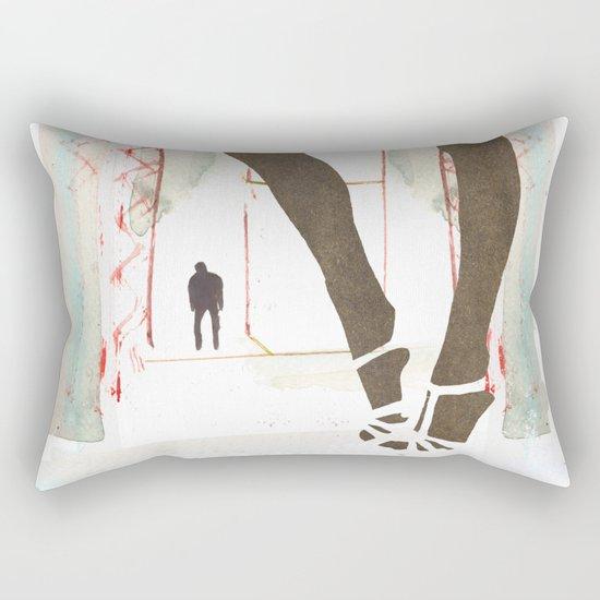 Gourmet Bites  Rectangular Pillow