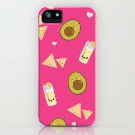 Hola Chica iPhone Case