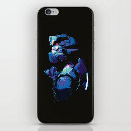 Dead Space: Splatter Isaac iPhone Skin