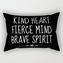 Kind Heart Rectangular Pillow