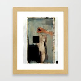 The Ailment Contract Framed Art Print