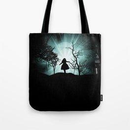 GhostGirl Tote Bag