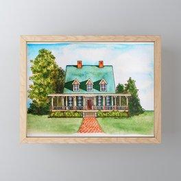 Louise Framed Mini Art Print