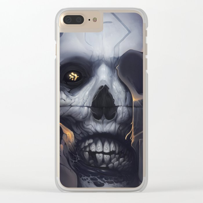 Hollowed Clear iPhone Case