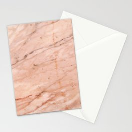 Rose-Gold Marble Stationery Cards