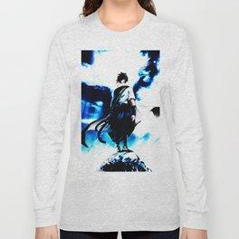 uciha sasuke Long Sleeve T-shirt