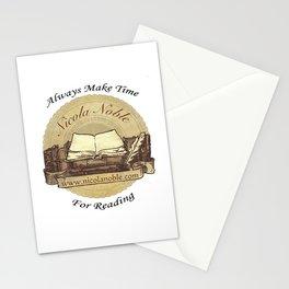 Nicola Noble - Book Logo Stationery Cards