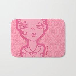 AGATHA pink (duvet) Bath Mat
