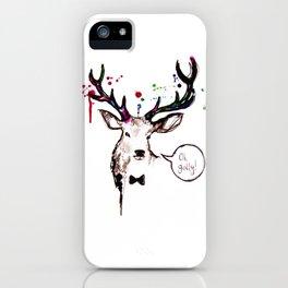 Golly Gary! iPhone Case