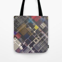 Abstract Composition 70 Tote Bag