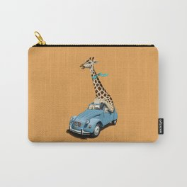 Riding High! (Colour) Carry-All Pouch