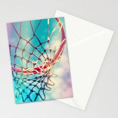 The Object Of Basketball Stationery Cards