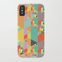 Pastel City iPhone Case