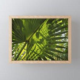 Shadow Play Framed Mini Art Print
