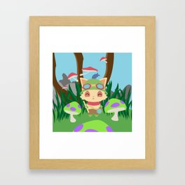TEEMO Framed Art Print