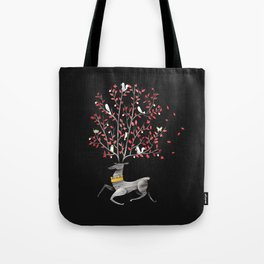 Forest King Tote Bag