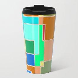 Abstract #927 Travel Mug