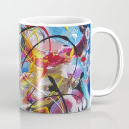 Ecstacy in Acrylic Coffee Mug